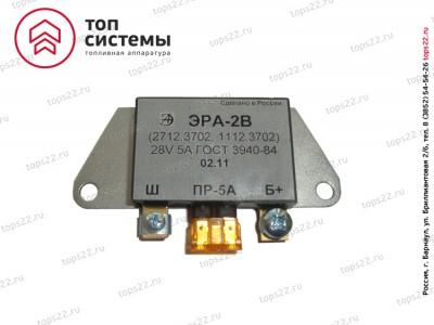 Электронный регулятор напряжения ЭРА-2В